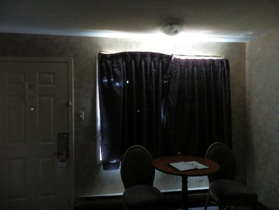 Curtains Not Hanging Right Holes In Curtains To Let Light Through