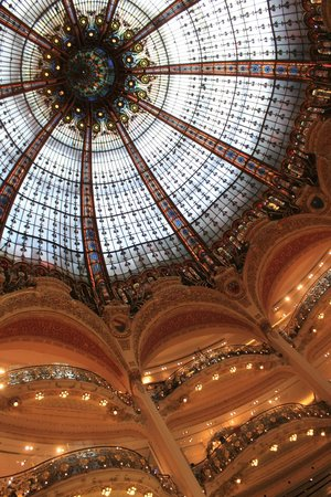 Galeries Lafayette: And all its trimmings!