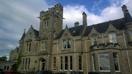 Newton hotel Nairn