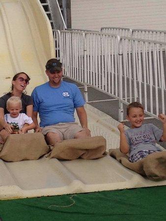 Lake Winnie Amusement Park : Fun for all!