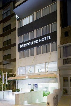Mercure Montevideo Punta Carretas: Fachada Hotel