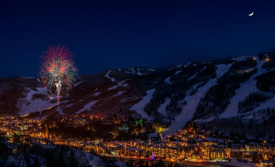 The Lodge at Vail, A RockResort: Vail Mountain/Town of Vail