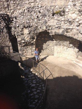 Inside the Bastion!!��