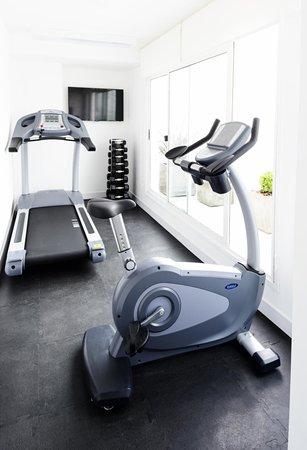 Mercure Montevideo Punta Carretas: Fitness Center