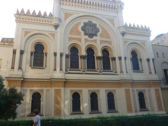 Jewish Museum in Prague: Synagogue espagnole