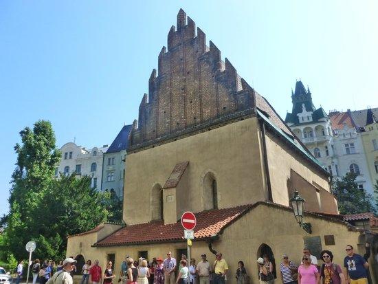 Jewish Museum in Prague: Synagogue Vieille Nouvelle