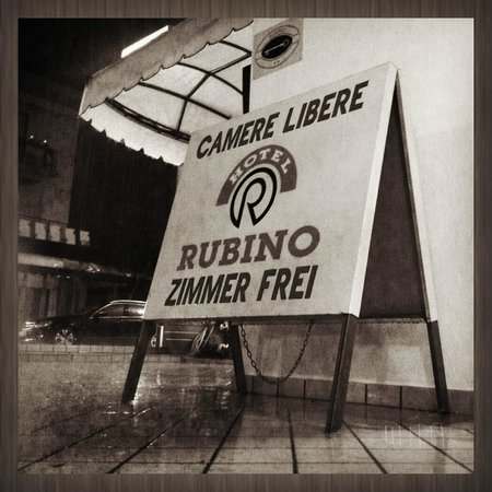 Hotel Rubino: hotel is aimed at mostly german and italian guests
