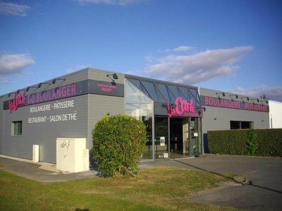 Carte Boulangerie.La Carte Du Boulanger Caen Avis Sur Les Restaurants 2019 Mis A