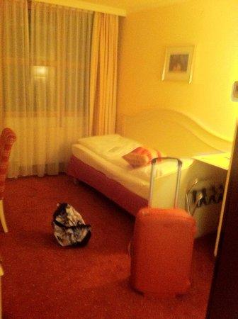 Parkhotel Brunauer: habitación individual para dos