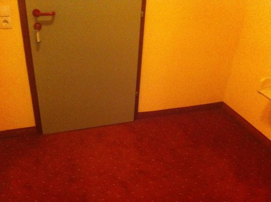 Parkhotel Brunauer: recibidor de las habitaciones dobles