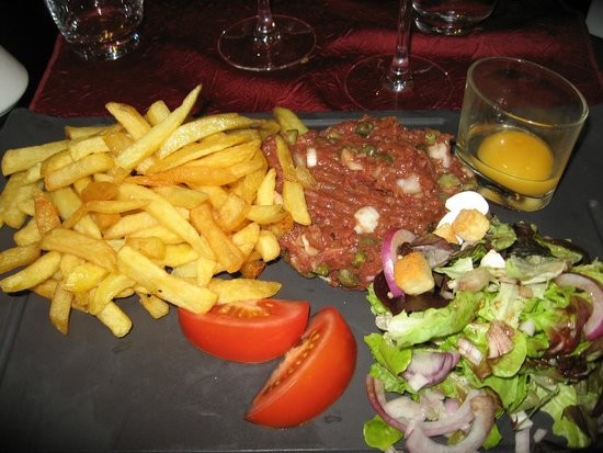 Holiday Inn Calais - Coquelles: tartare