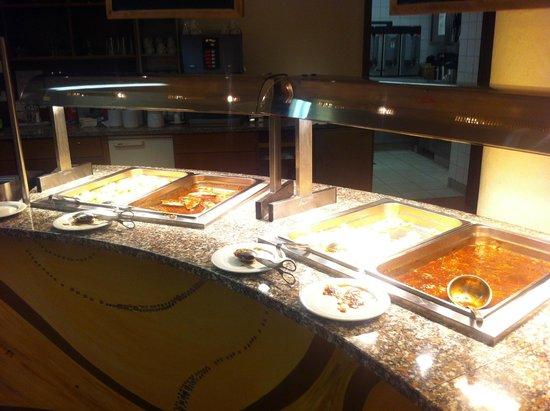 Parkhotel Brunauer: buffet...