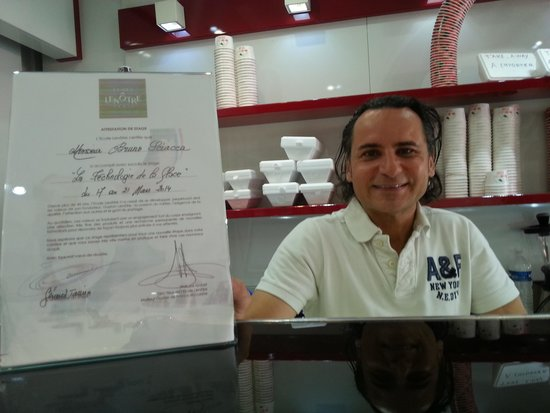 Gelateria Amarena : This is real ice cream - nobody does it better than the master!