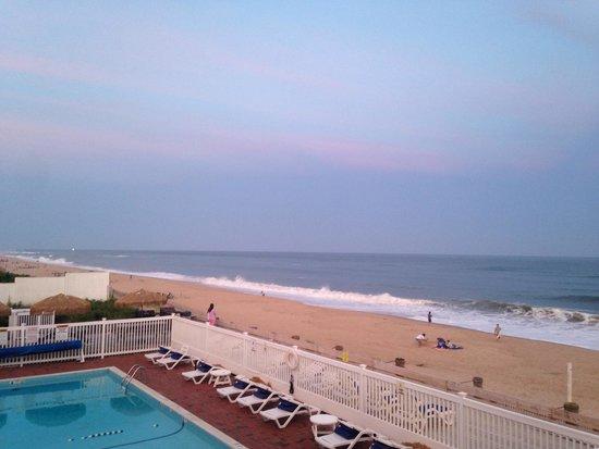 Ocean Surf Resort: nice!