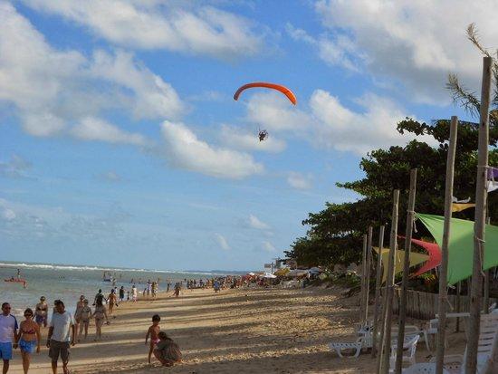 Mar Paraiso Resort: Balenario del hotel en la playa