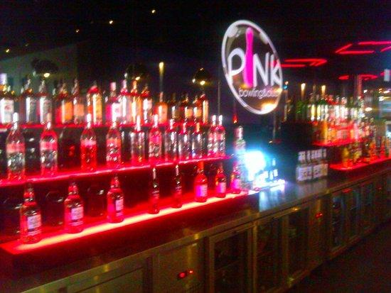 Pink Bowling & Club