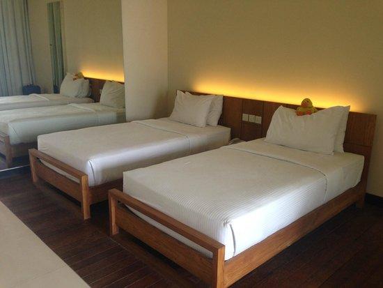 Turi Beach Resort : Bedroom