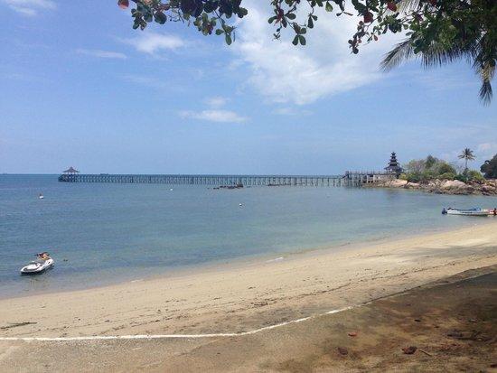 Turi Beach Resort: View from my room