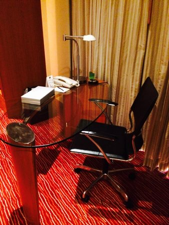 Courtyard by Marriott Bangkok: Working station