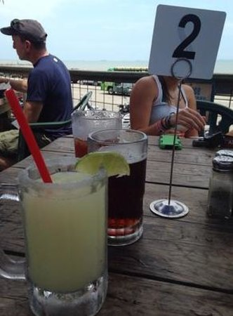 The Spot: Drinks on patio
