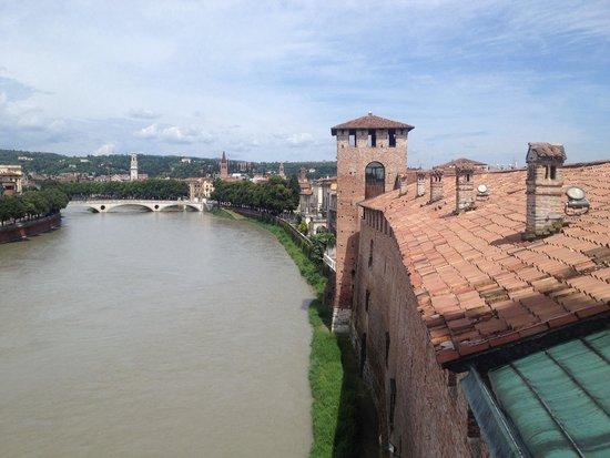 Museo di Castelvecchio: Nice view