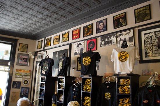 Sun Studio : Main shop