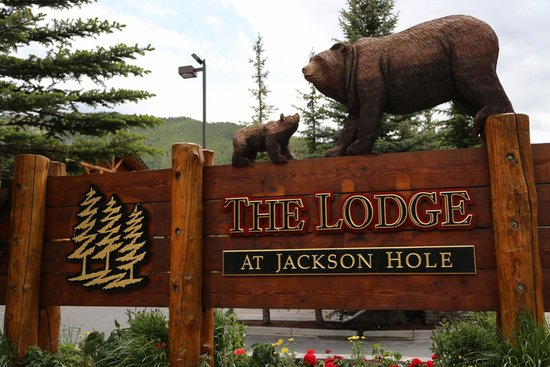 The Lodge at Jackson Hole : Frontage