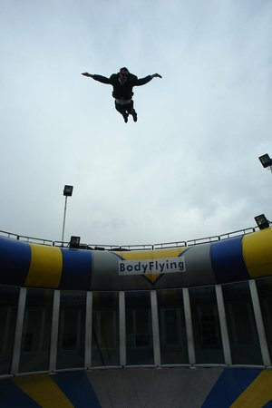 BodyFlying