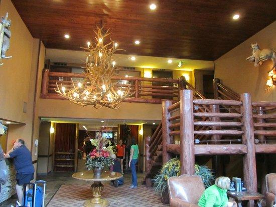 The Lodge at Jackson Hole: Lobby