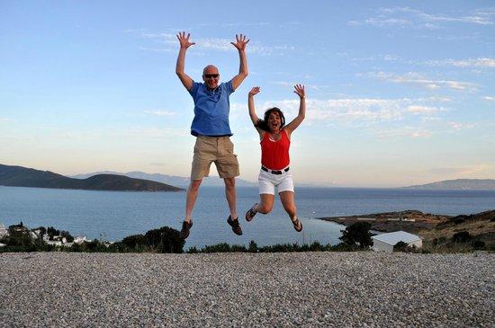 Aegean Gingers Segway Tours: .