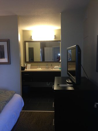 Staybridge Suites Dulles : Vanity