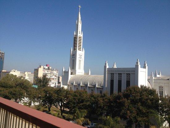 Pestana Rovuma Hotel & Conference Centre: View from 10 floor