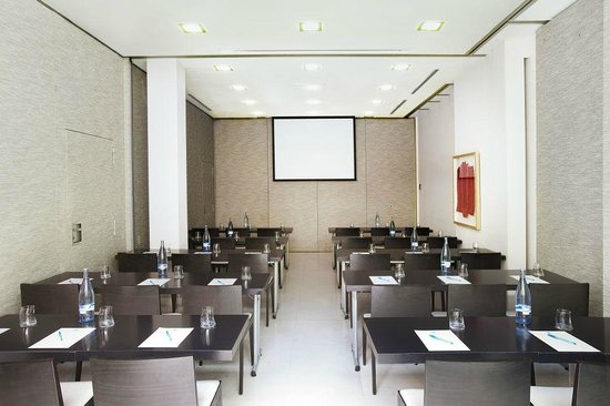 Grupotel Gran Via 678: Sala Reunión Escuela