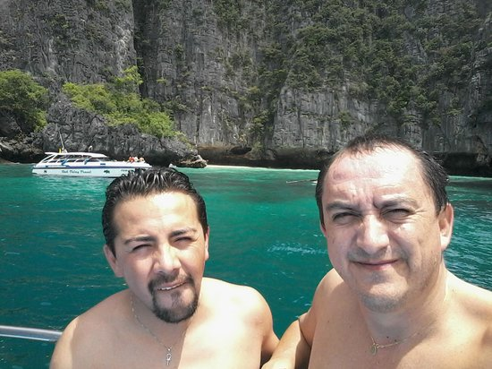 Phuket Dive Tours: Great view and visibility