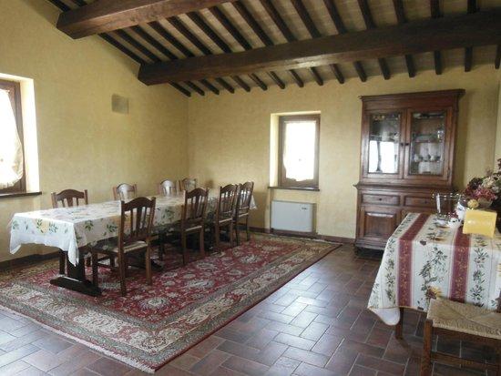 Casale Angelini: Sala colazioni