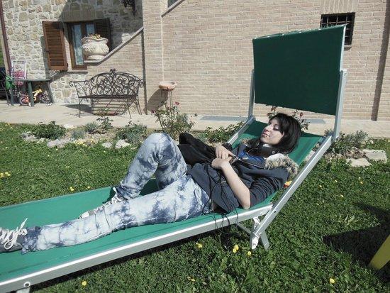 Casale Angelini: Relax al Casale !