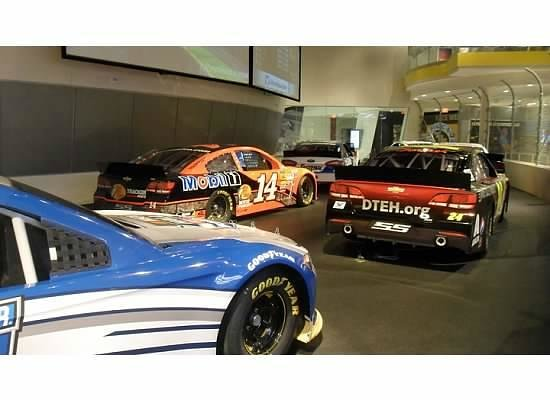 NASCAR Hall of Fame : NASCAR HOF 6