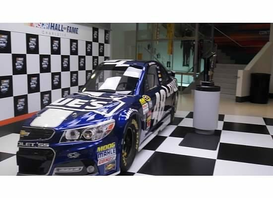 NASCAR Hall of Fame : NASCAR HOF 5