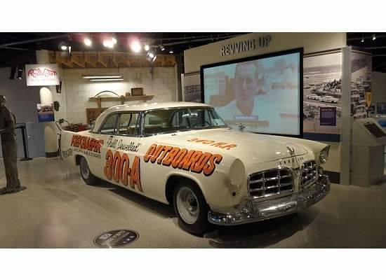 NASCAR Hall of Fame: NASCAR HOF 3