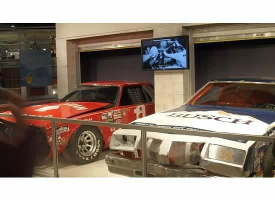 NASCAR Hall of Fame: NASCAR HOF 7