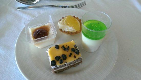 SENTIDO Port Royal Villas & Spa: Sweets