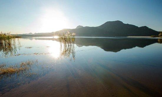 Musangano Lodge: Osborne Dam