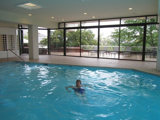 Pool picture of little america hotel salt lake city - Hotels with saltwater swimming pools ...