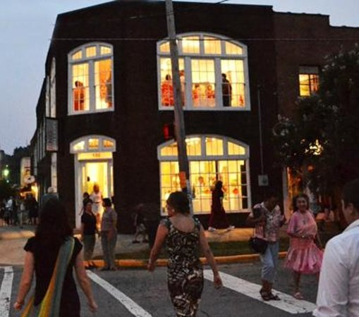Eno Gallery in Historic downtown Hillsborough