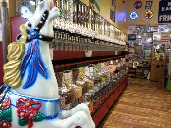 Candy Town USA: Chocolate!