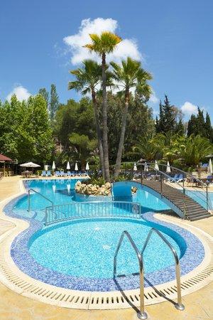 HSM S'Olivera: HSM Solivera- Pool