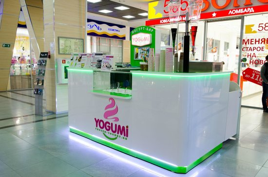 Yogurt Bar Yogumi