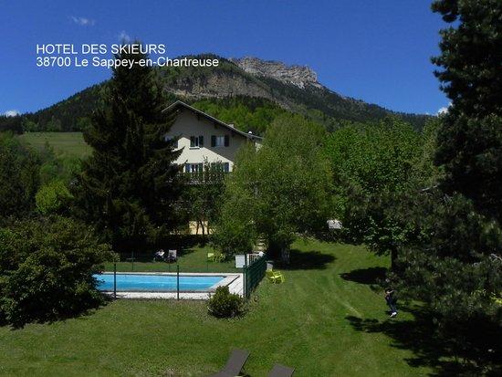 Les Skieurs : Hôtel/Restaurant