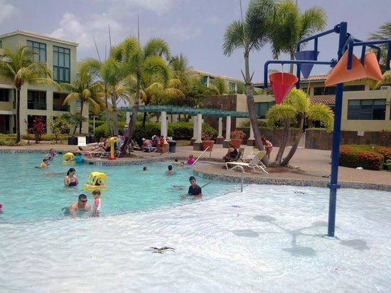 Aquatika Beach Resort: Piscina de niños