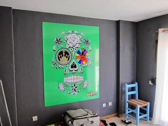 Urban Spaces Ibiza Aparthotel: room 203